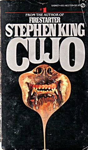 libro cujo cujo stephen king wiki fandom powered by wikia