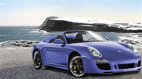 2011 Porsche 997 Speedster by 2011 Porsche 911 997 Speedster Rendered
