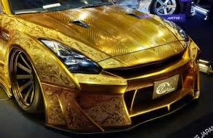 Car Sales Vacancy Dubai Nissan Golden Car At A Price Of 3 Million Aed In