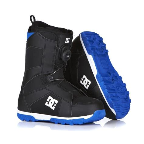 scout boats dc dc scout snowboard boots black royal free uk delivery