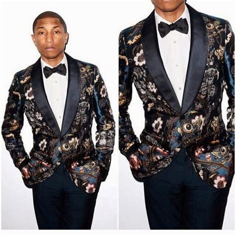 blazer ungu satin pharrell luis vuitton dinner jacket midnight