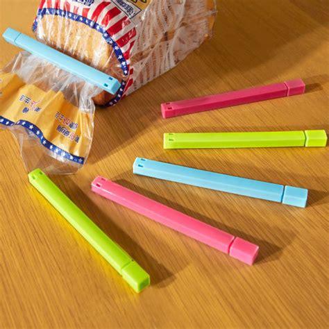 Penjepit Kemasan Snack Makanan Ringan Sehingga Tidak Mu Limited jual snack sealer penjepit bungkusan kemasan plastik jepitan kantong carrentbox