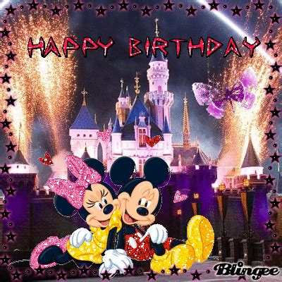 disney happy birthday images happy birthday disney gif 13 187 gif images