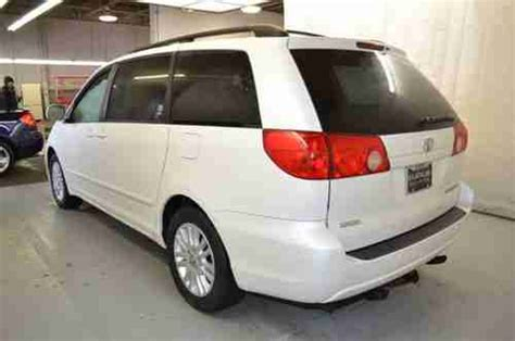 automobile air conditioning repair 2009 toyota sienna seat position control buy used 2009 toyota sienna xle mini passenger van 5 door 3 5l in davenport iowa united states