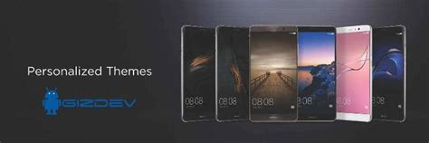 themes huawei mate 9 download huawei mate 9 and mate 9 porsche stock themes