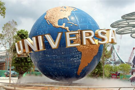 Universal studios singapore hokelana