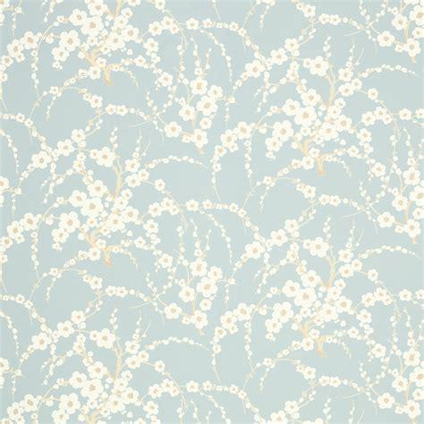 flower wallpaper duck egg laura ashley lori duck egg floral wallpaper duvar