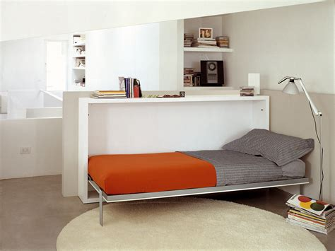 drop down bed pull down single bed poppi desk by clei