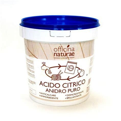 Utilizzo Acido Citrico by E Se Trovassimo Un Alternativa All Ammorbidente