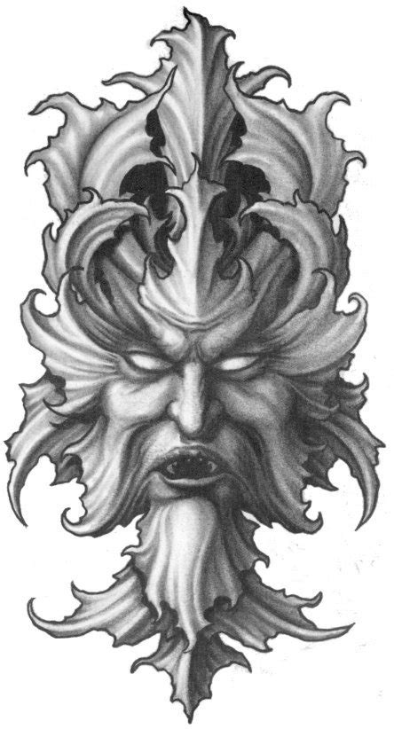 evil demon tattoo designs tattoos and designs page 5