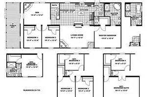 Liberty Mobile Homes Floor Plans Manufactured Home Floor Plan 2009 Clayton Rio Vista