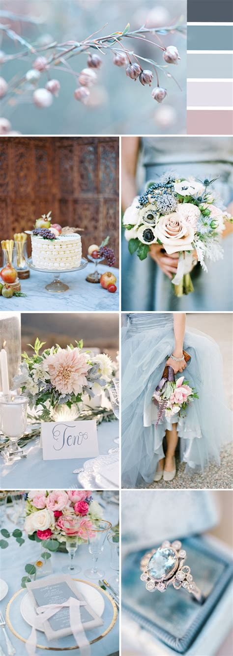 themes and colour top 10 wedding color ideas for 2017 spring stylish wedd blog