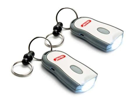 Keychain Garage Door Opener Genie Genie Garage Door Remote Keychain Two Pack