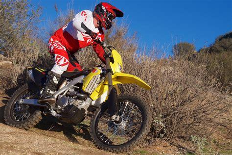 suzuki riding 2017 suzuki rmx450z first ride test 14 fast facts