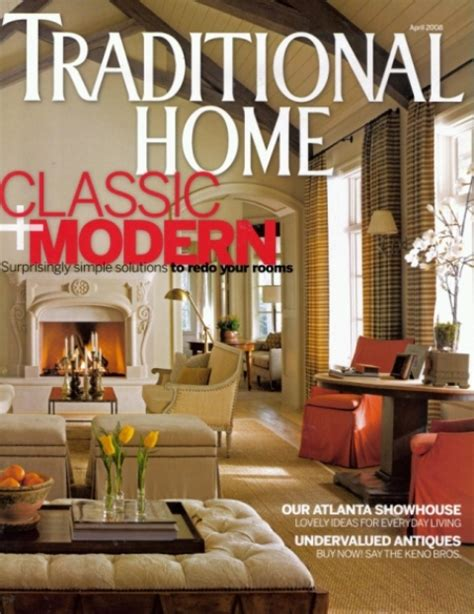 traditional house magazine traditional home web1 the naked decorator