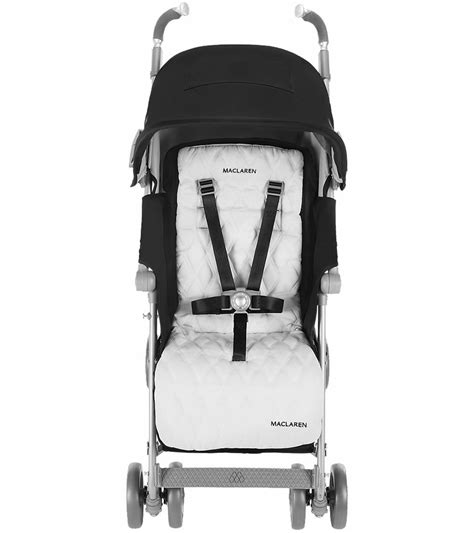 Stroller Maclaren Techno Xlr T1310 maclaren 2016 techno xlr stroller black silver