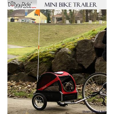 Doggyride Mini Cover doggyride mini pet bike trailer