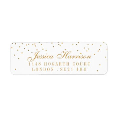 wedding address labels template wedding return address labels templates zazzle