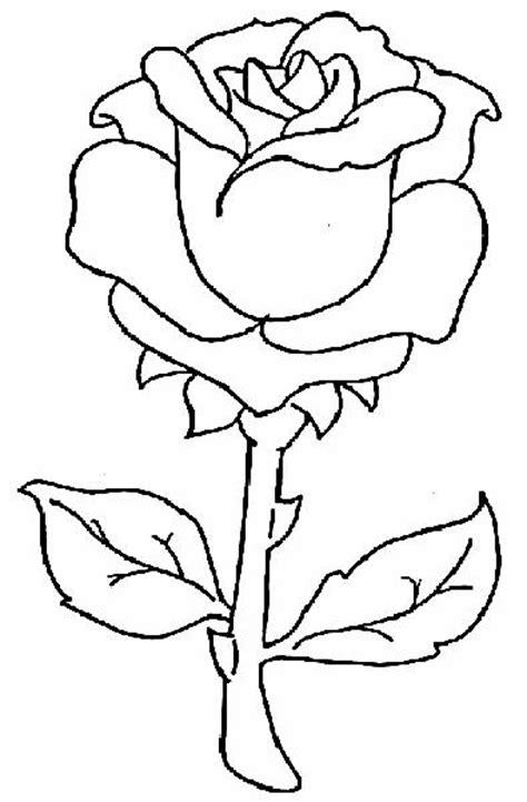 imagenes de rosas hermosas para colorear imagenes de dibujos para colorear de flores hermosas