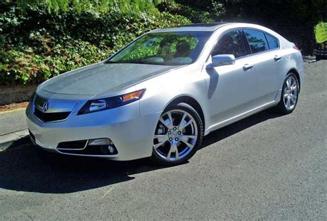 2013 acura tl sh awd review 2013 acura tl sh awd advance test drive nikjmiles