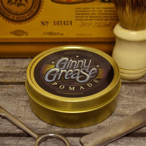 Pomade Greasy Billy ginny grease pomade based hair pomade petroleum