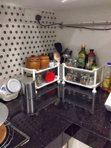 Ikea Grundtal Tempat Pisau story of my makeover susunan spice rack