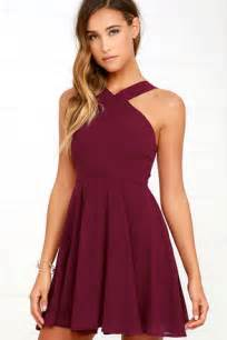 burgundy dresses maroon dresses burgundy clothing lulus