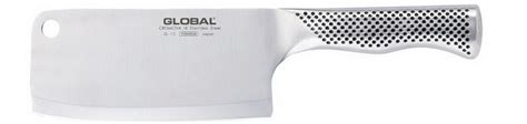 global 6 inch cleaver best cleaver for the toughest kitchen knife king