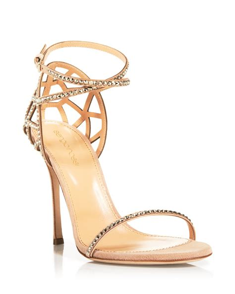 high heel sandals gold gold strappy high heel sandals mad heel