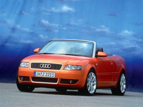 Audi A4 Cabriolet by Audi A4 Cabriolet Specs 2002 2003 2004 2005