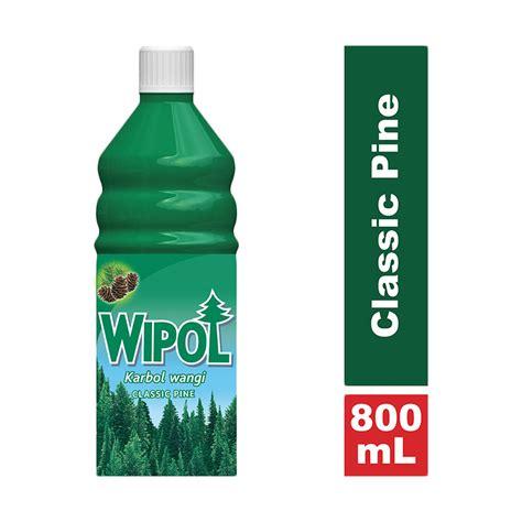Harga Wipol by Jual Wipol Karbol Pembersih Lantai Botol 800 Ml