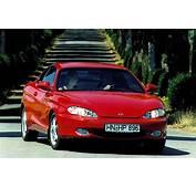 HYUNDAI Coupe / Tiburon Specs  1996 1997 1998 1999
