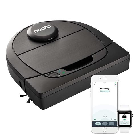 neato botvac  connected laser guided robot vacuum