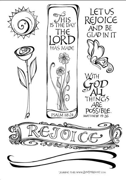 coloring pages for bible journaling zenspirations by joanne fink bible journaling fabulous