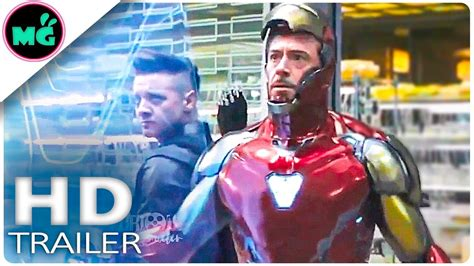 avengers endgame iron man suit trailer