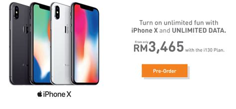 apple iphone x preorder starts today from all major telcos lowyat net