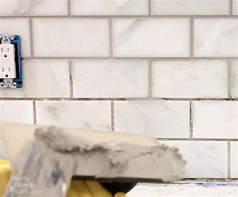 grouting backsplash how to tile a backsplash part 2 grouting and sealing a