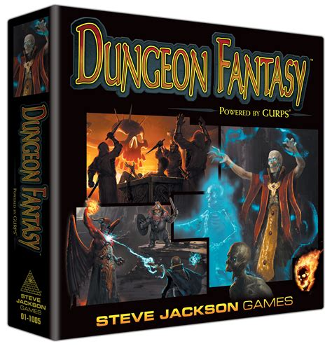 white box fantastic adventure books dungeon roleplaying