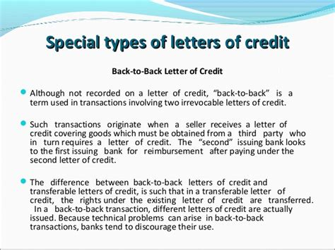 letter of credit exle third letter of credit 28 images 10 credit templates