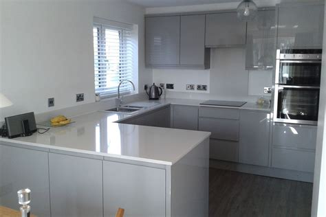 Sheraton Gloss Grey Kitchen Kirkby Liverpool Sheraton Gloss Kitchen Designs