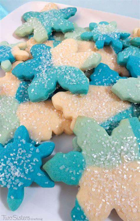 Link Precious Snowflake Cookies 2 by Frozen Marble Sugar Cookies Two
