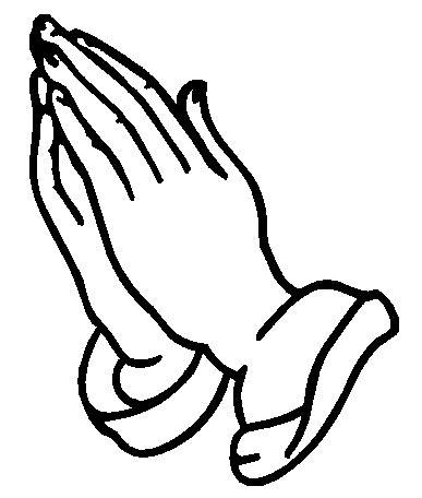 Black And White Praying Clipart praying praying prayer clipart clipart image 9 4 clipartix