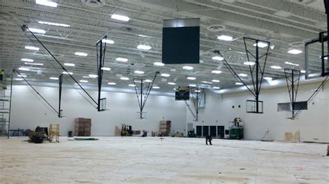 school house green bay preble field house still on track to open by nov 25 wluk