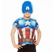 D&233guisement De Captain America Enfant  Kiabi 2000€