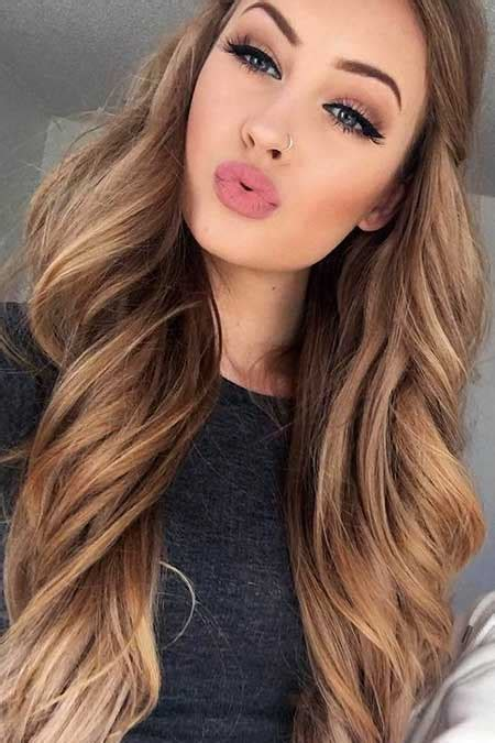 hairstyles 2012 summer highlights 25 best brown blonde hair hairstyles haircuts 2016 2017