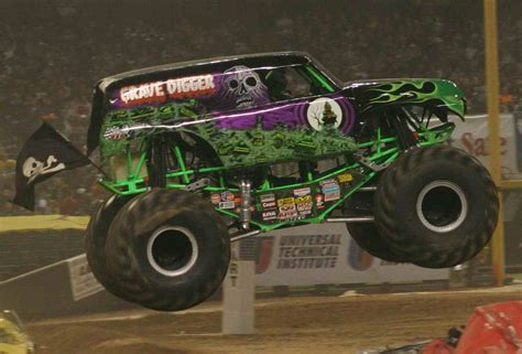 of grave digger truck tuning fans the grave digger truck