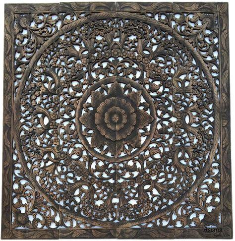 wood carved wall art panels wall art ideas