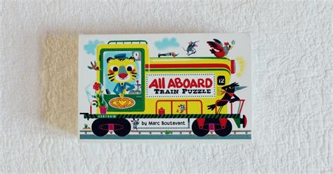 Hardisk Rusak kid play do all aboard puzzle