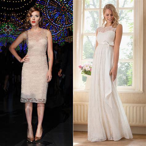 Scarlett Johansson Dresses Scarlett Johansson Wedding Dress Scarlett | scarlett johansson pregnant maternity wedding dresses