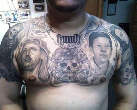 nice chest tattoos 68 outstanding chest tattoos